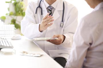 健康診断の画像