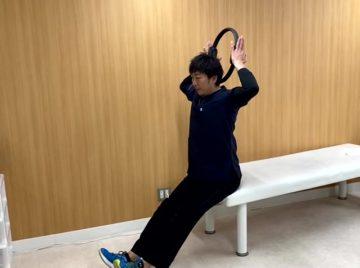 猫背改善プログラム|肩甲帯のエクササイズ|シェイブザヘッド修正の画像